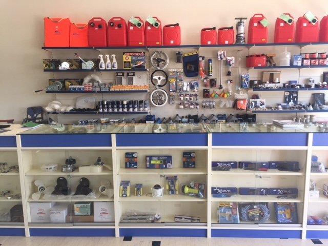 tziolis blue marine κατάστημα
